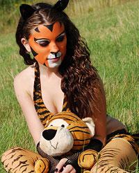 Devon The Sexy Tiger - Picture 2