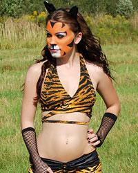 Devon The Sexy Tiger - Picture 4